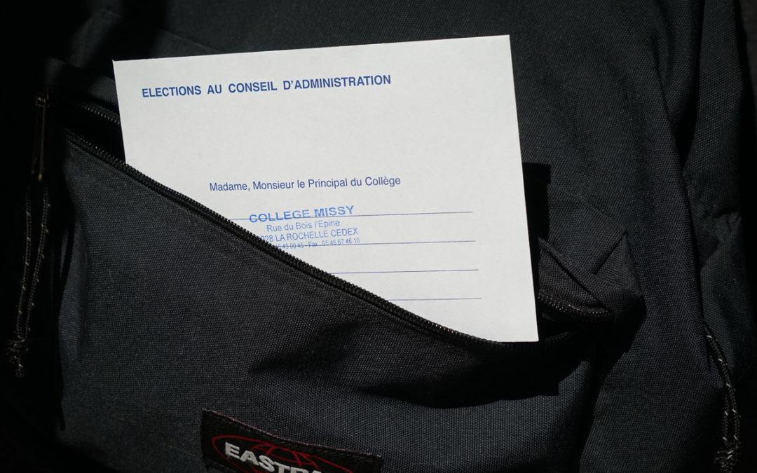 Comment voter aux élections de parents d'élèves