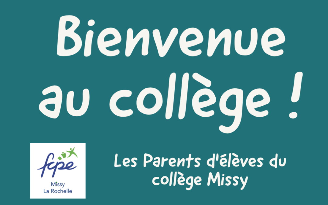 Portes Ouvertes Collège Missy La Rochelle